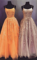 ball gown prom dresses, formal lace graduation party dresses, long prom dresses for teens P01239