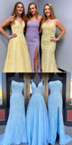Long Prom Dresses Lace Prom Dress, Prom Gowns P01285
