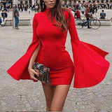 Red Homecoming Dresses, Short Cute Prom Dresses, Lovely Teen Formal Dress P4384