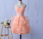 Short Tulle Cute Prom Dresses, Lovely Formal Dresses, Adorable Party Dresses P5670