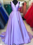 A Line Prom Dress, Evening Dress ,Winter Formal Dress, Pageant Dance Dresses, Graduation School Party Gown P7210