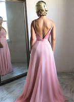 Simple Prom Dress, Evening Dress ,Winter Formal Dress, Pageant Dance Dresses, Graduation School Party Gown 0211