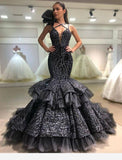 Charming Long Prom Dress Elegant Formal Evening Gown   cg6955