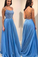 Sexy Backless Prom Dresses Long, Ball Gown, Dresses For Party  cg7100