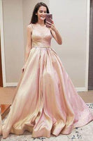 Gorgeous Straps Shiny Ball prom Gown   cg7312