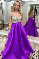 Beaded Prom Dresses Wedding Party Dresses Evening Dresses  cg7405