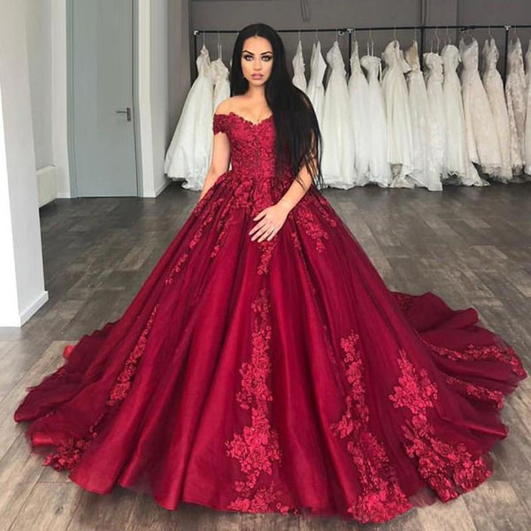 1329,Simple burgundy long prom dress burgundy prom dress