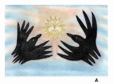 Ravens To The Sun