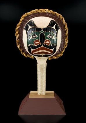 11. Taqwami (Attendants Rattle)