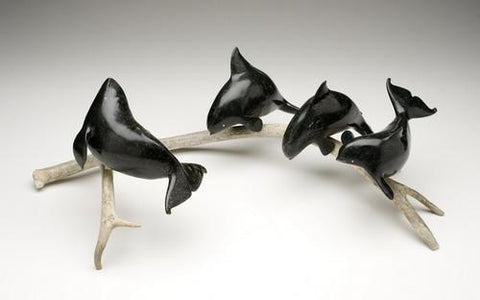 20. Bowhead and Killerwhales