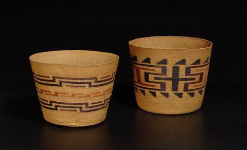 Tlingit Baskets