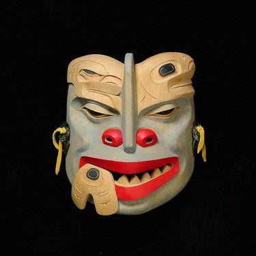 Killerwhale Clan Mask, 1999