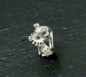 Frog Ring - size 6