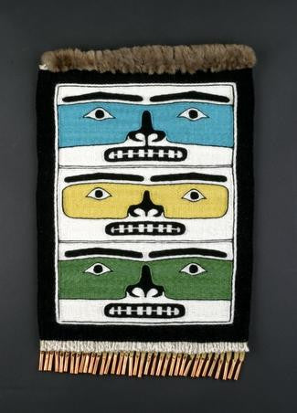 2. Journey Towards Oneself Chilkat Weaving