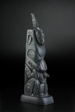 26. Wasco and Killer Whales Totem