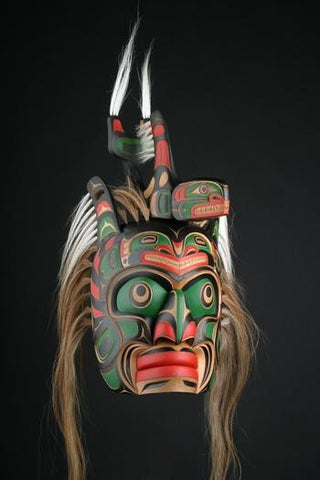 15. Killer Whale Mask & Rattle