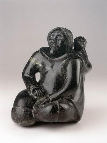 32. Kneeling Mother and Child, 1972