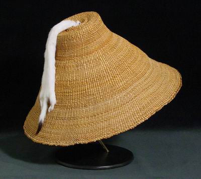 26. Woven Hat
