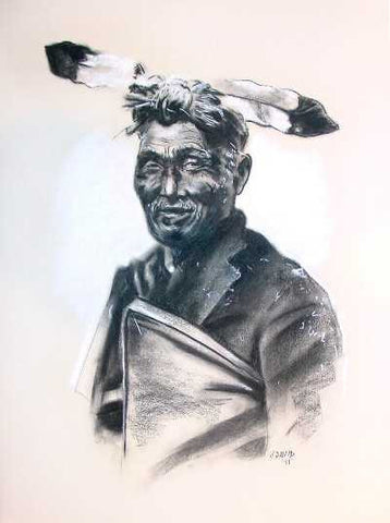 16. KATA-CHEALTH (GREAT-GRANDFATHER), 2001