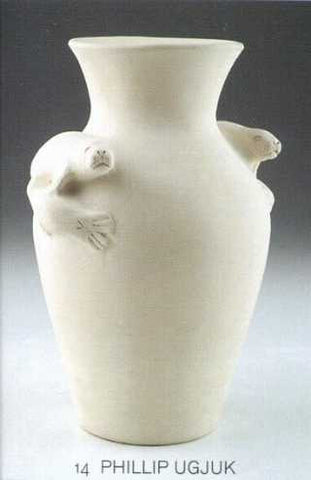 Nursing Seal Vase