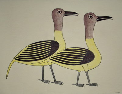 Two Yellow Birds, 1992 - 1993
