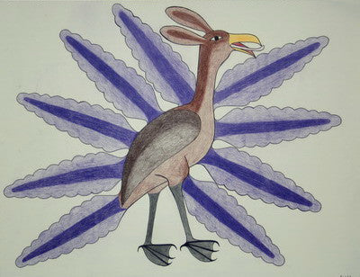 Hare - Bird Spirit, 1988 - 1989