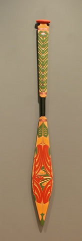 4a. Honeysuckle Hummingbird Paddle