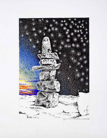 27. MY FATHER'S INUKSHUK I