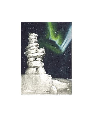 29. MY FATHER'S INUKSHUK, 2006