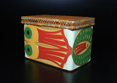 4. HONEYSUCKLE BOX