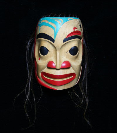 3. PORTRAIT MASK