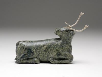16. Resting Caribou, 1967