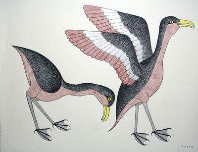 09. ECSTATIC BIRDS, 1988/1989