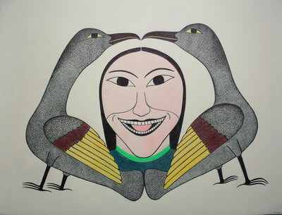 19. Joyful Woman, 1993/1994