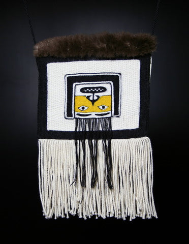 Chilkat Potlatch Bag
