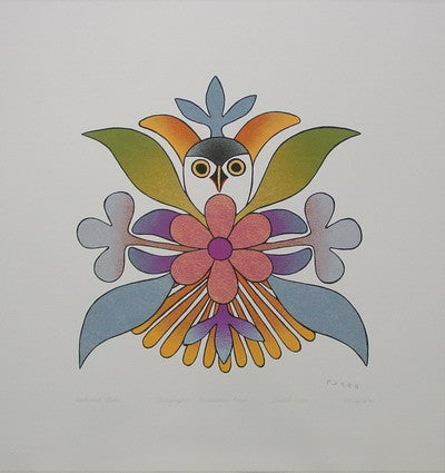 SECLUDED OWL, 2006