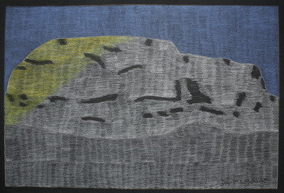 UNTITLED (HILL WITH YELLOW), 2010