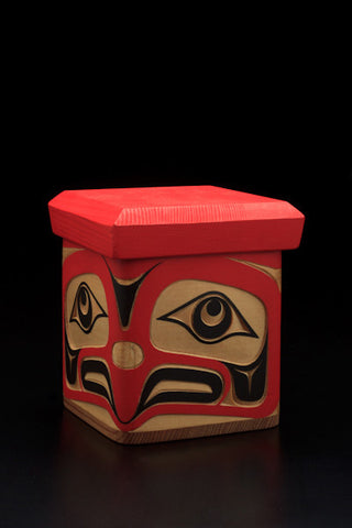 Eagles Bentwood Box