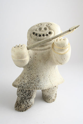 12. Hunter With Spear, C.1990