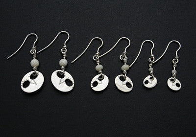 Ulukpik Earrings (Large, Medium, Small)
