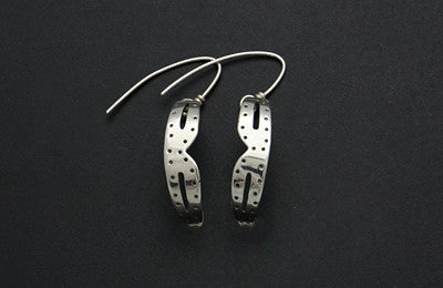 Snow Goggle Earrings
