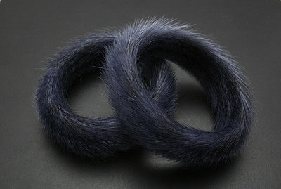 Blue Seal Fur Bracelets