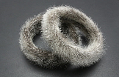 Grey Seal Fur Bracelets