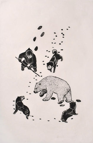 12. Traditional Polar Bear Hunt