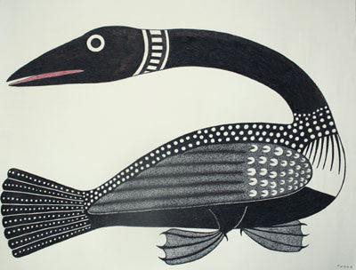 Embellished Loon