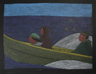 Untitled (Family On A Boat)