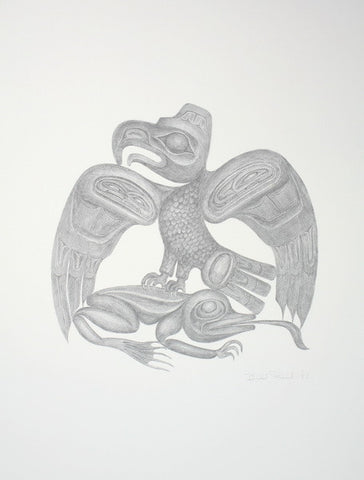 Haida Myths Portfolio (5 Prints)
