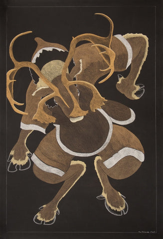 Untitled (Caribou Shaman)