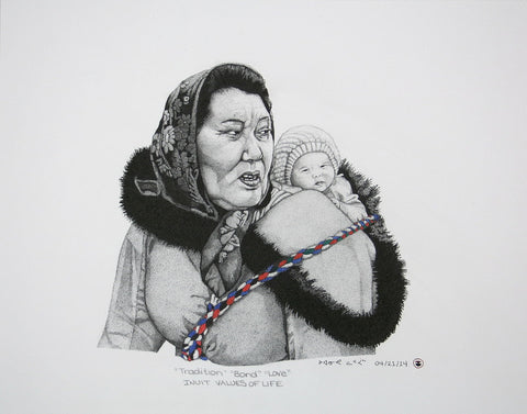 Tradition, Bond, Love: Inuit Values of Life