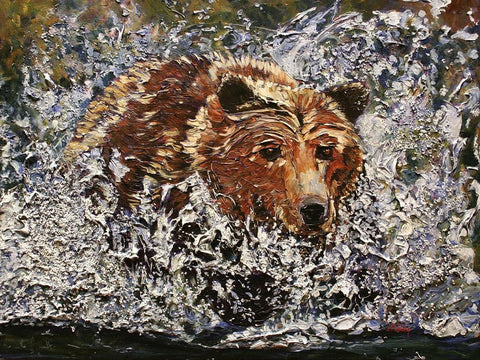 Grizzly Splash